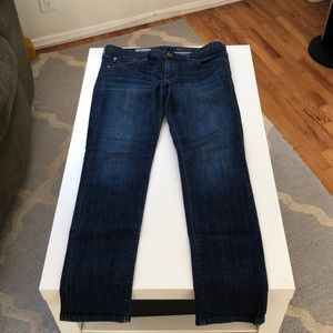 "AG Adriano Goldschmied ""the Stilt"" Jeans"